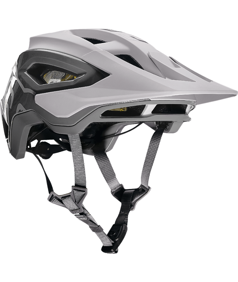 Fox Head Speedframe Pro Helmet - Pewter
