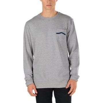 Vans Side Stripe Pocket Crewneck Fleece
