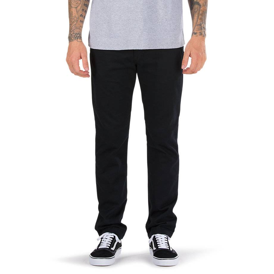 2ec3d5ca22 Authentic Chino Stretch Pant - The Boiler Room