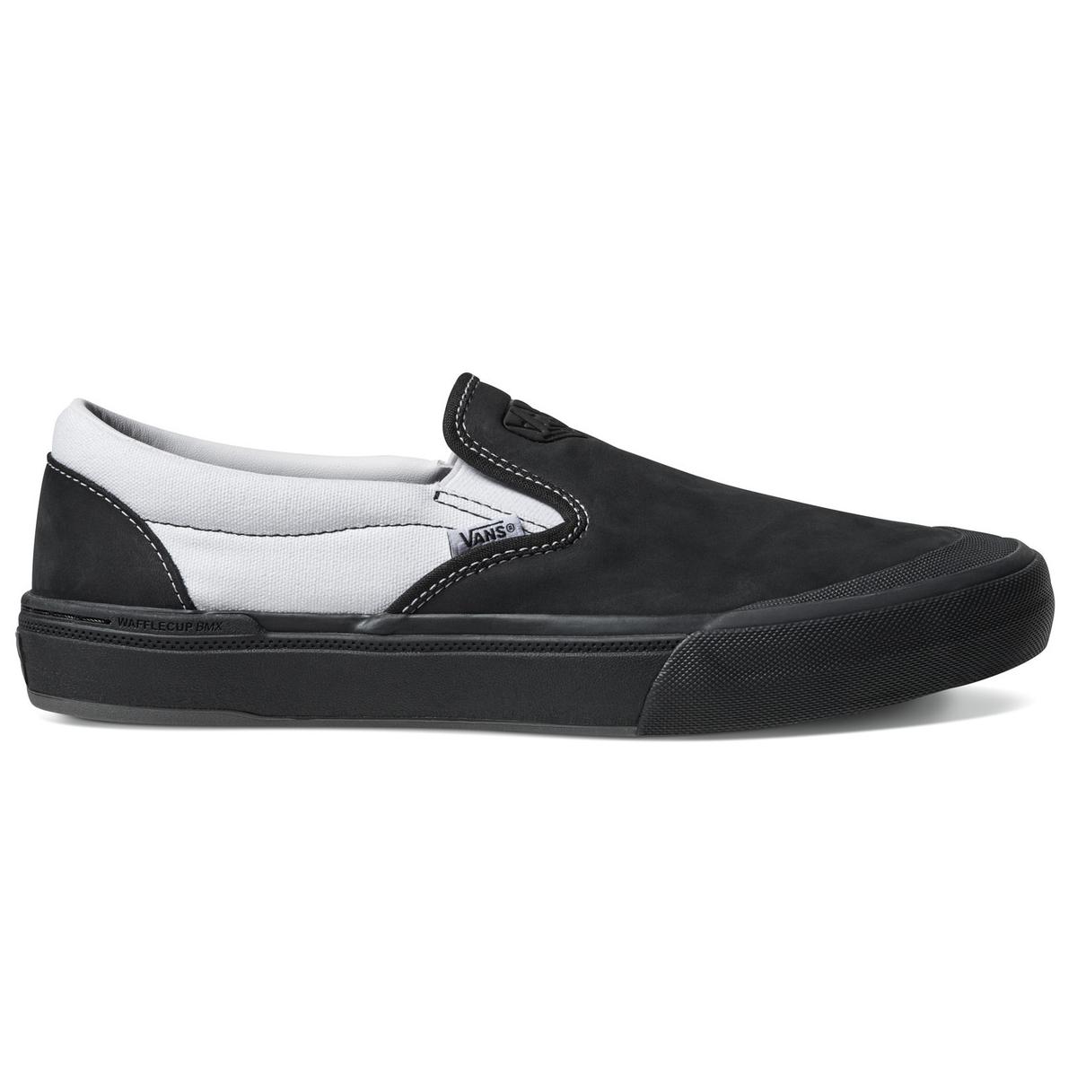 Vans BMX Slip-On Shoe - (Dakota Roche) Black/White