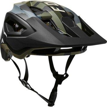 Fox Head Speedframe Pro Helmet - Green Camo