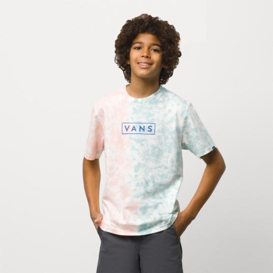 Vans Boys Tie Dye Easy Box Tee