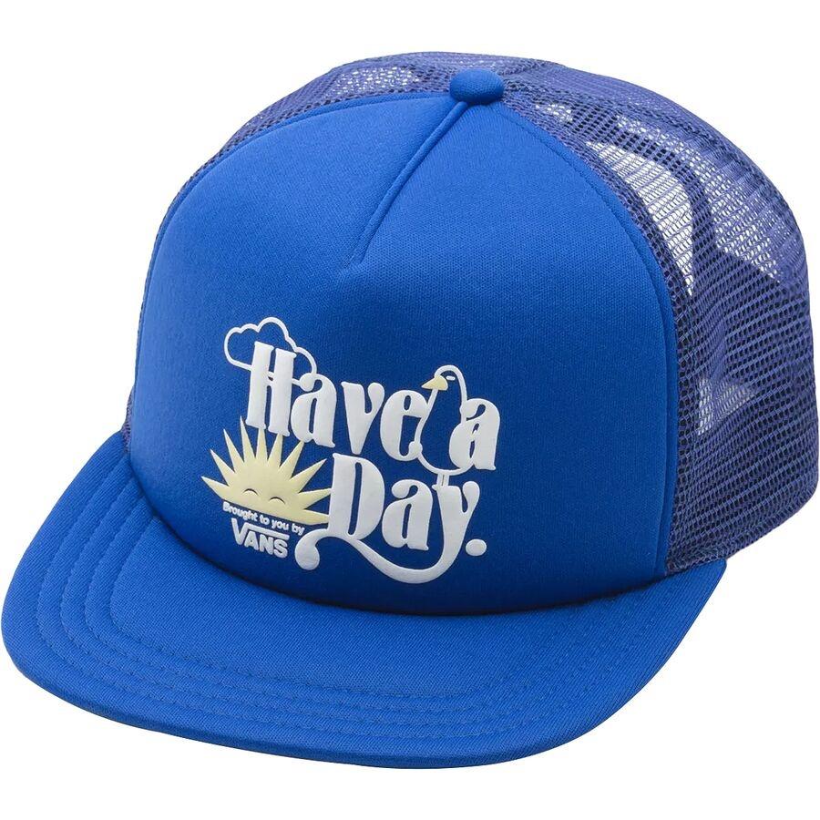 Vans Have A Day Trucker Hat