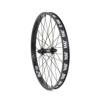 """Rant Party On 22"""" Front Wheel"""