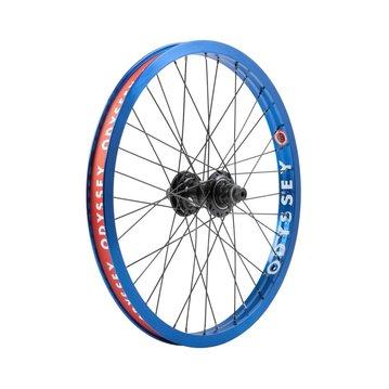 Odyssey Hazard Lite Freecoaster Wheel - Limited Edition Anodized Blue