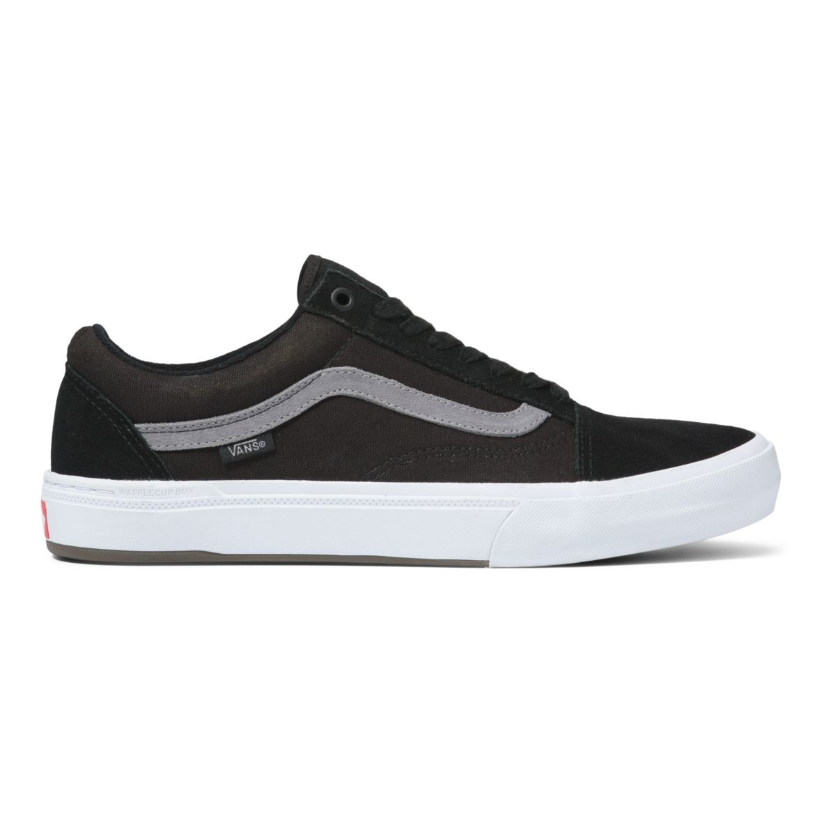 Vans BMX Old Skool Pro Shoe - Black/Gray/White
