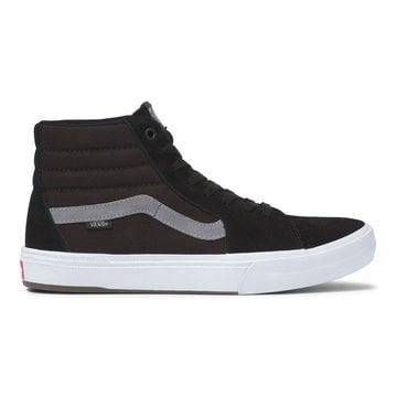 Vans BMX Sk8-Hi Shoe - Black/Gray/White