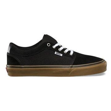 Vans Chukka Low Shoe - Black/Black/Gum