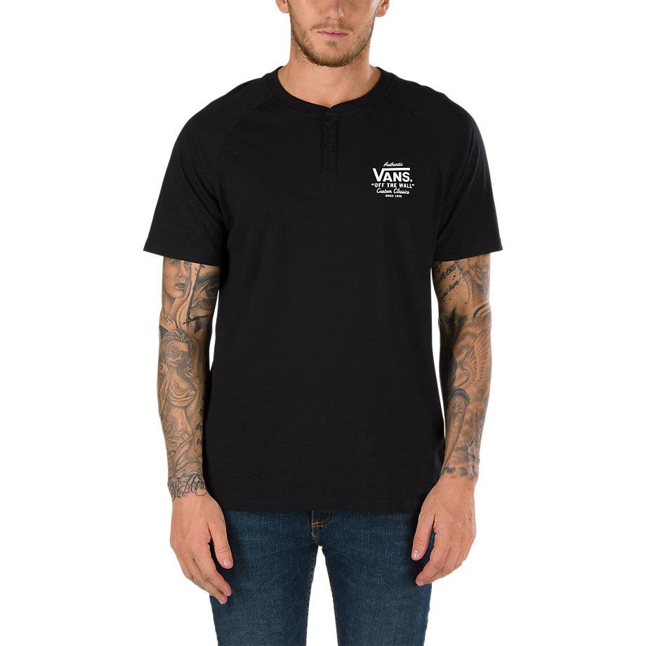 Vans Holder Street Henley Shirt