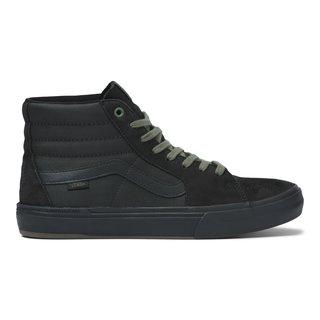 Vans BMX Sk8-Hi Shoe - (Scotty Cranmer) Black/Thyme