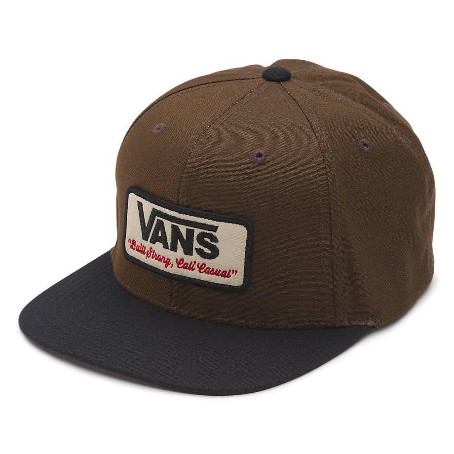 cc2b4fa387 Vans Rowley Snapback Hat - The Boiler Room