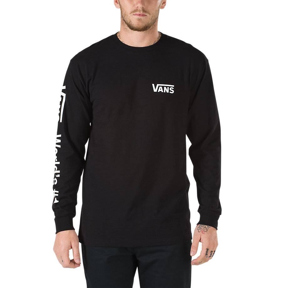 Vans Worlds #1 LS Tee