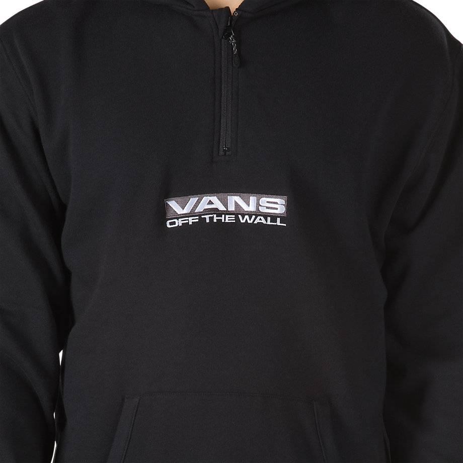 Vans Side Waze 3/4 Zip Hoodie