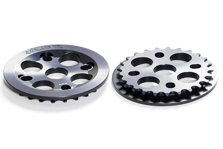 Volume VLM Guard Sprocket