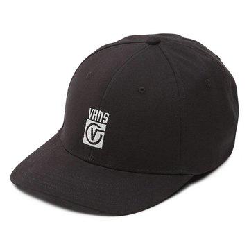 Vans Worldwide Curved Bill Jockey Hat