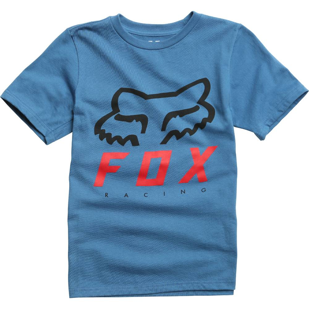 Fox Head Youth Heritage Forger Tee