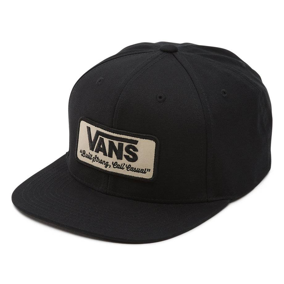 402f16b4d13 Vans Rowley Snapback Hat - The Boiler Room