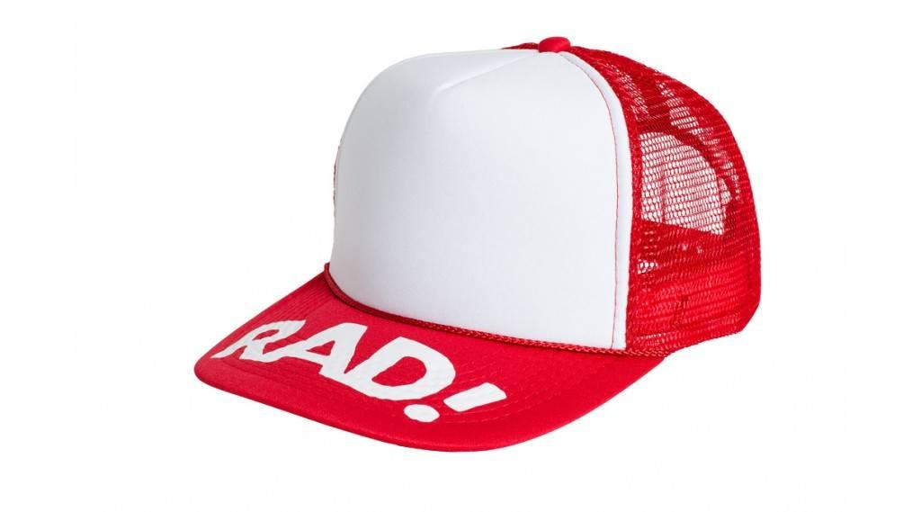 Subrosa X Radical Rick RAD Trucker Hat