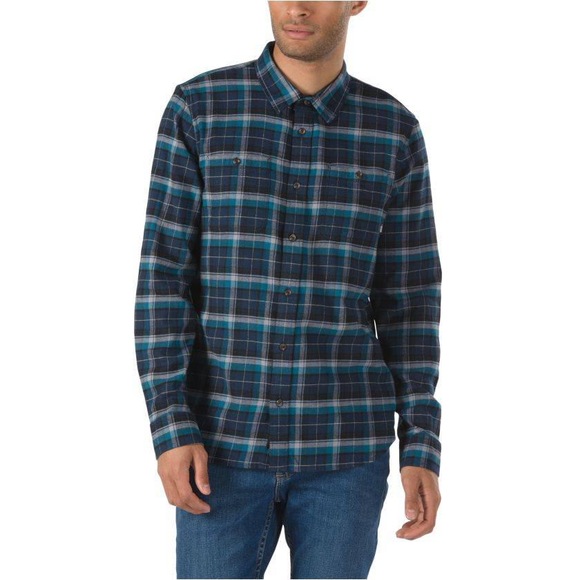 Vans Banfield III Flannel Shirt