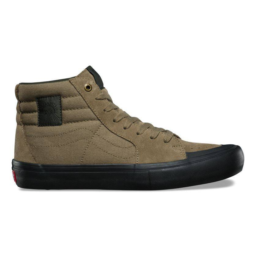 a25b26faa7 Vans SK8-Hi Pro Dakota Roche Shoe - The Boiler Room