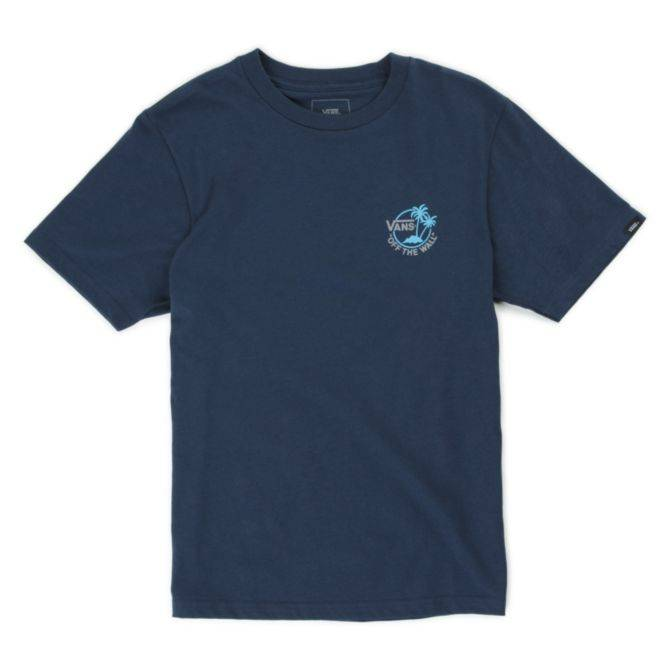 Vans Boys Mini Dual Palm II Tee