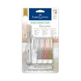 Faber Castell Gelatos 4 Pack