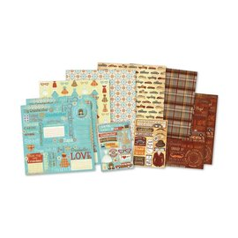 Karen Foster Scrapbook Page Kits