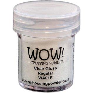 Wow! Embossing Powders WA WC WE