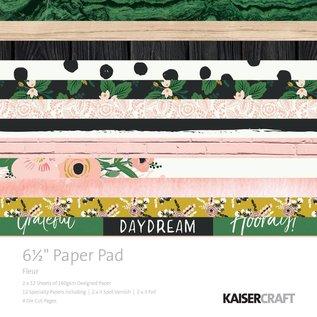 Kaisercraft Fleur Paper Pad