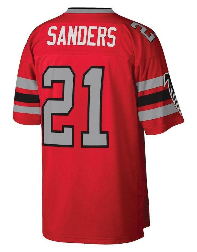 best loved b7040 a91a0 MITCHELL & NESS Deion Sanders Falcons Jersey