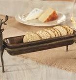 Deer Cracker Dish