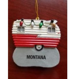 Demdaco Montana Camper Ornament