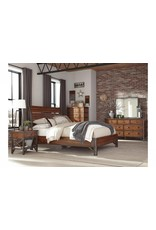 Homelegance Holverson Queen Platform Bed