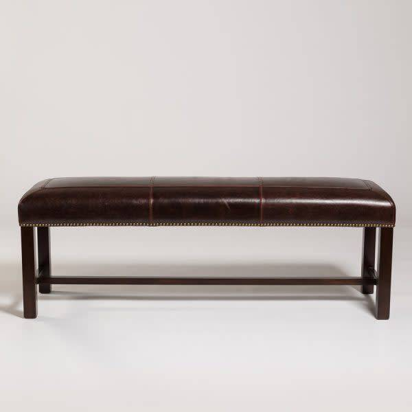 "Cloister 60"" Bench in Old Tannery"