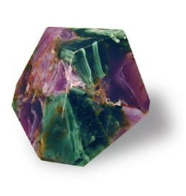 Soap Rock-Axurite Malachite