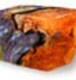 Soap Rock-Fire Opal