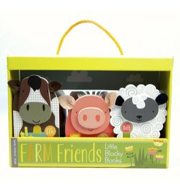 Blocky Books: Farm Friends