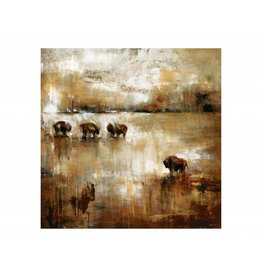 Graze with Poly Bronze Float 50x50