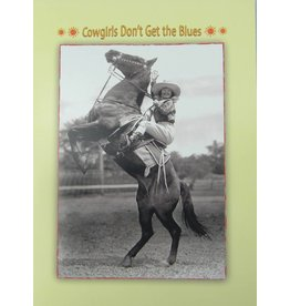Cowgirls Don't Get Blues