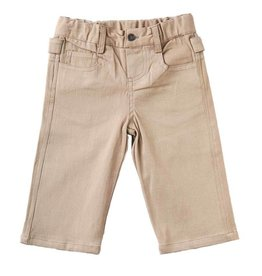 6-12 Months Boys Tan Pants
