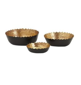 Barker Bowls- Set of 3