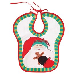 Old St. Nick Baby Bib