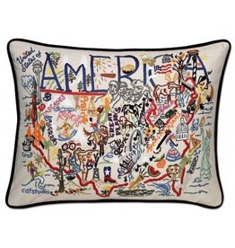 America Pillow (18 x 24)
