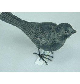 Bird with Feet 3A Resin Metal
