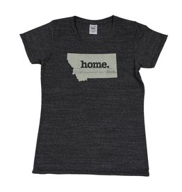 MT Home SS Womens Charcoal XL