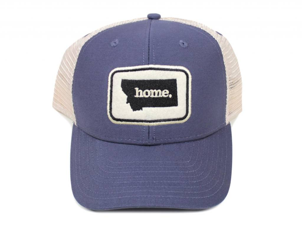 Mesh Hats (blue-old style) - Beckman s ac840746a10