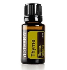 dōTERRA Thyme Essential Oil 15 ML
