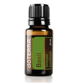 dōTERRA Basil Essential Oil 15 ML