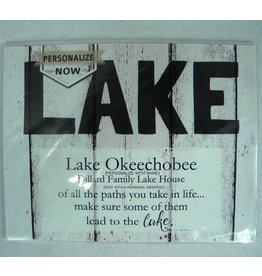 Jada Venia Personalized Insert- Weathered Lake