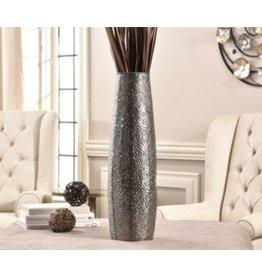 iron vase small